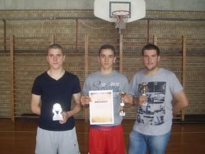 Школско првенство у баскету