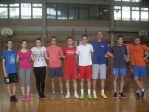 Општинско такмичење у атлетици